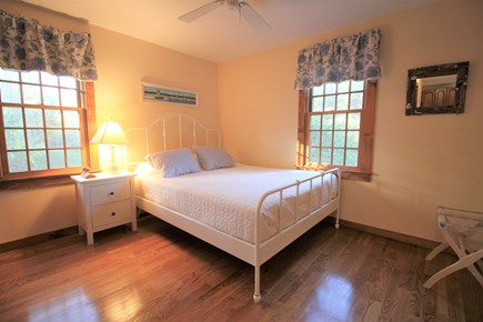 Eastham Cape Cod vacation rental - Comfortable main floor (downstairs) bedroom with new queen bed