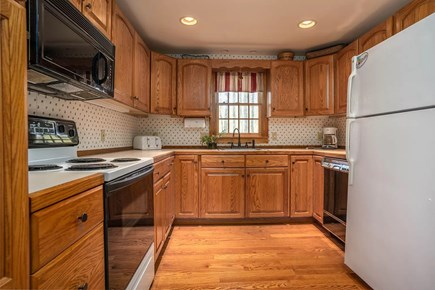 Eastham Cape Cod vacation rental - Immaculate and well-stocked chef's kitchen with dishwasher
