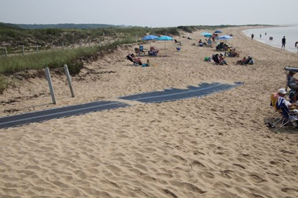 New Seabury, Pool Villa at the Mews Cape Cod vacation rental - About a mile from the beautiful South Cape Beach