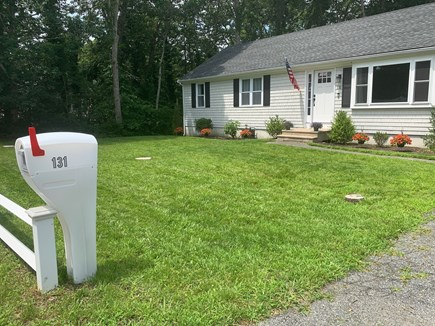 Hyannis Cape Cod vacation rental - Front