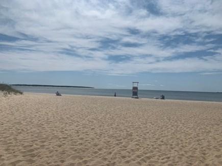 Hyannis Cape Cod vacation rental - Beach View
