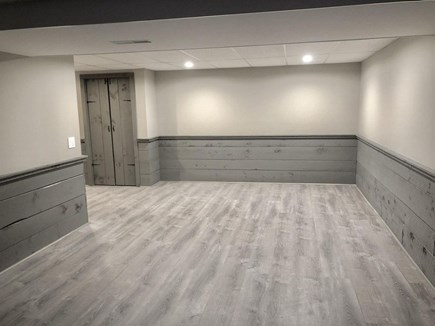 Hyannis Cape Cod vacation rental - Finished Basement