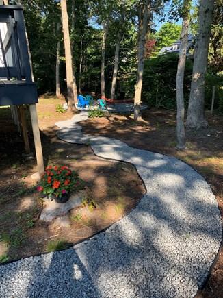 Hyannis Cape Cod vacation rental - Backyard
