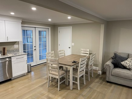 Hyannis Cape Cod vacation rental - Dining Area