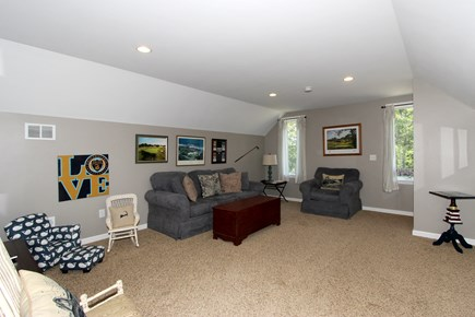 Brewster Cape Cod vacation rental - 2nd Living room area