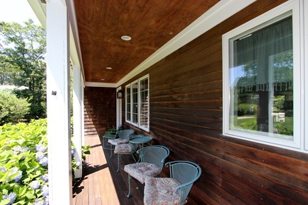 Brewster Cape Cod vacation rental - Porch