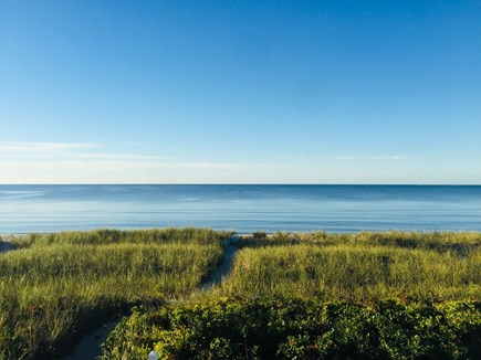 Centerville Cape Cod vacation rental - View from oceanside bedrooms.