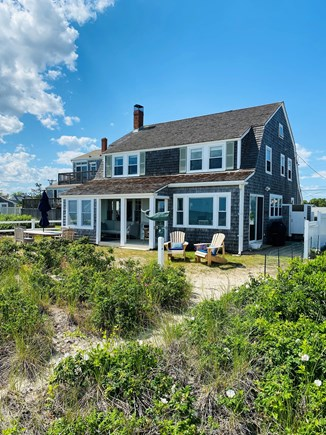 Centerville Cape Cod vacation rental - Beachfront home with private outdoor shower.