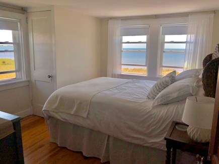 Centerville Centerville vacation rental - Oceanview with one queen, blackout shades, & USB ports.