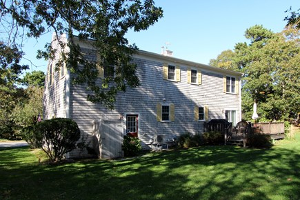 Harwich Cape Cod vacation rental - Exterior Rear