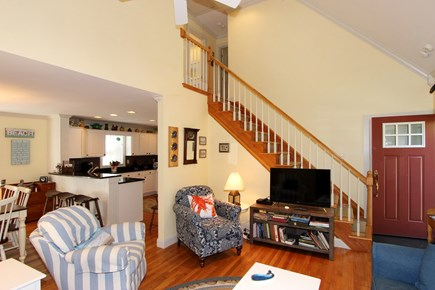 Harwich Cape Cod vacation rental - Living Room Alternate view