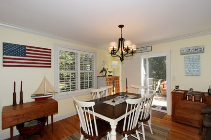 Harwich Cape Cod vacation rental - Dining room