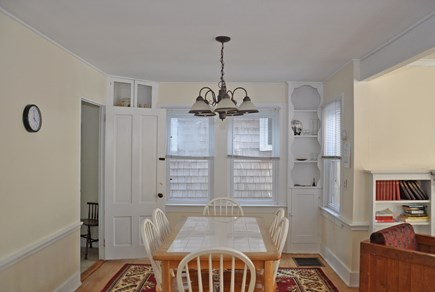 Barnstable, Craigville Cape Cod vacation rental - Light and bright kitchen table.