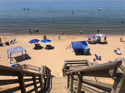 Eastham Cape Cod vacation rental - Beautiful Thumpertown Beach just down the street (2/10 mile)