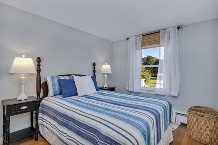 East Orleans Cape Cod vacation rental - Sunny bedroom with full bed