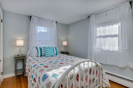 East Orleans Cape Cod vacation rental - Bright and cheery full bed room