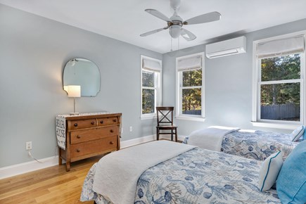 East Orleans Cape Cod vacation rental - Twin bedroom - another view