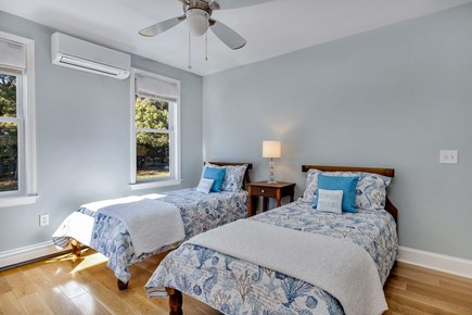 East Orleans Cape Cod vacation rental - Adorable twin bedroom with en-suite bath