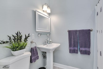 East Orleans Cape Cod vacation rental - attached bath with shower