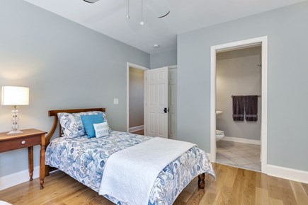 East Orleans Cape Cod vacation rental - Twin bedroom with bath access