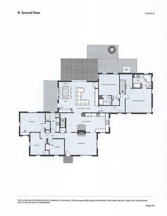 East Orleans Cape Cod vacation rental - Floor Plans