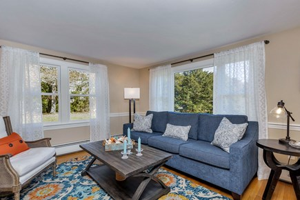 East Orleans Cape Cod vacation rental - Newly furnished living room