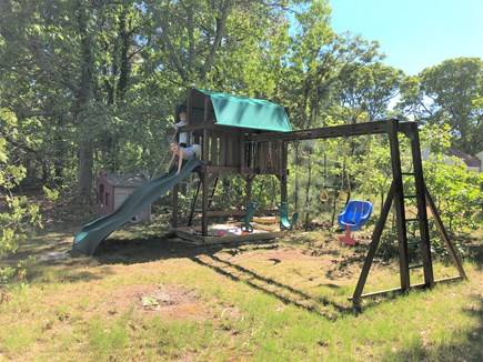 Eastham Cape Cod vacation rental - Creative Playthings playset