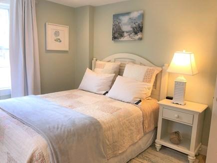 Eastham Cape Cod vacation rental - Bed #2: First floor queen bedroom