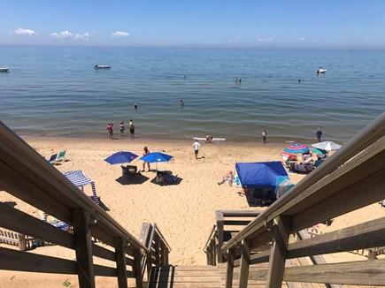 Eastham Cape Cod vacation rental - Beautiful private Beach Plum Beach