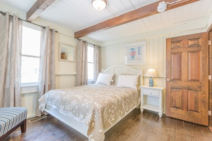 Eastham Cape Cod vacation rental - Bedroom #1: Queen bed on the first floor