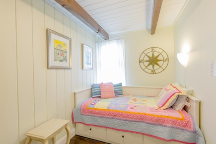 Eastham Cape Cod vacation rental - Bedroom #5: Twin bed (with twin trundle) on the first floor