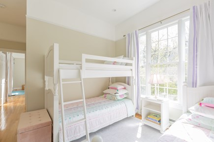 Eastham Cape Cod vacation rental - Bedroom #2: Twin + bunk on the first floor