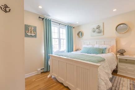 Eastham Cape Cod vacation rental - Bedroom #3: Queen bed on the second floor
