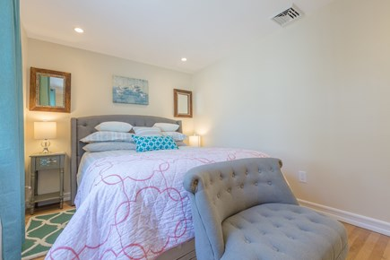 Eastham Cape Cod vacation rental - Bedroom #4: Queen bed on the second floor