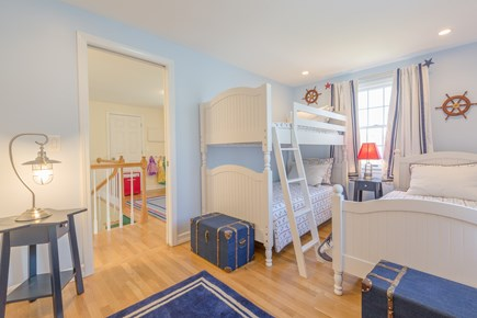 Eastham Cape Cod vacation rental - Bedroom #5: Twin + bunk on the second floor