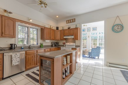 Eastham Cape Cod vacation rental - Fully stocked kitchen