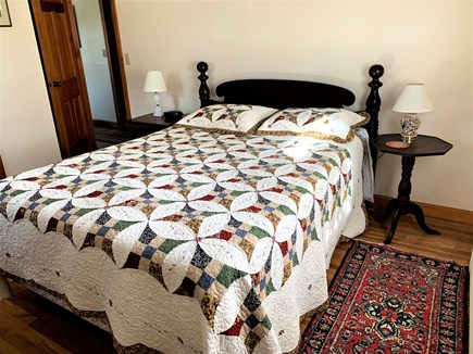 Harwich Port Cape Cod vacation rental - Queen size bed