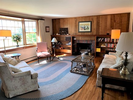 Harwich Port Cape Cod vacation rental - Comfortable living room