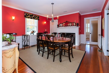 West Barnstable Cape Cod vacation rental - Formal dining room