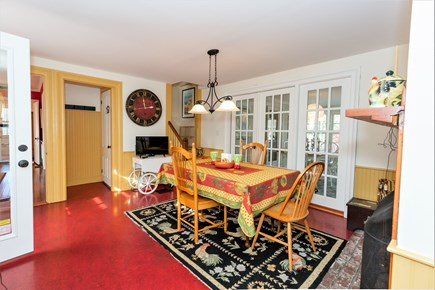West Barnstable Cape Cod vacation rental - Bright sunny kitchen