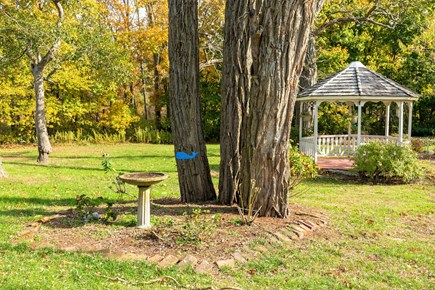 West Barnstable Cape Cod vacation rental - Enjoy morning coffee or evening glass of wine in the Gazebo