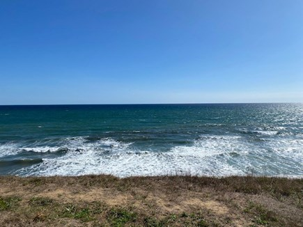 Eastham Cape Cod vacation rental - Gorgeous panoramic ocean views from cliffside walk from house