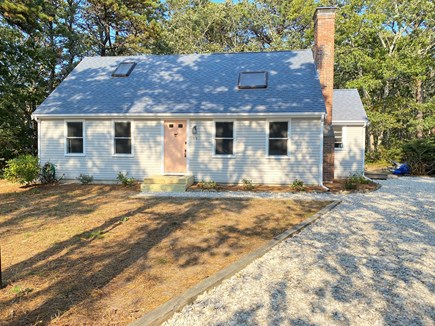 Eastham Cape Cod vacation rental - Bright and sunny, tree lined house