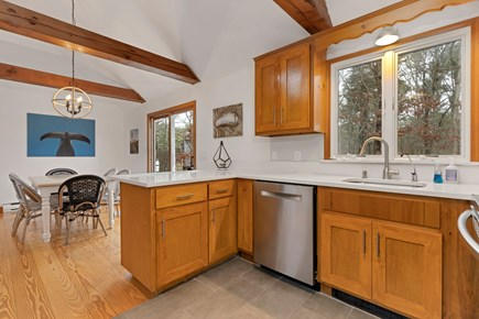 Eastham Cape Cod vacation rental - Fully equipped kitchen for your dining pleasure