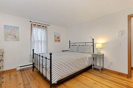 Eastham Cape Cod vacation rental - Main floor bedroom 2, queen