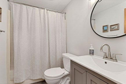 Eastham Cape Cod vacation rental - Bathroom 1, main level