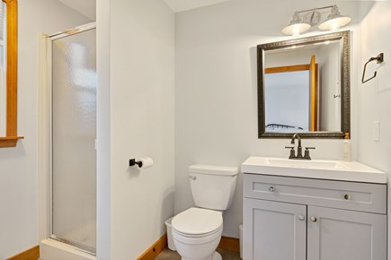 Eastham Cape Cod vacation rental - Master bath