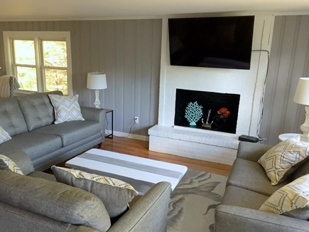 South Yarmouth Cape Cod vacation rental - New Comfy Furnishings!