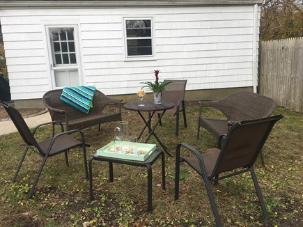 Dennis Cape Cod vacation rental - Kick back and have a cold beverage or morning coffee!