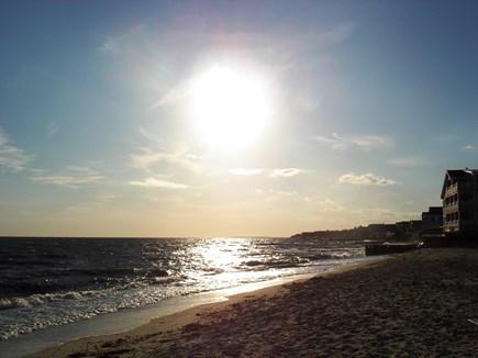 Dennis Port Cape Cod vacation rental - Dennis Seashores sunset